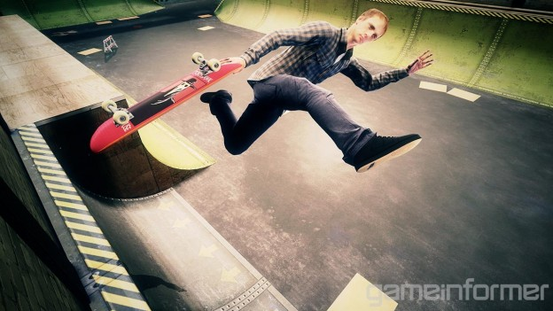 Tony Hawk's Pro Skater 5 Screenshot #1 for PS4
