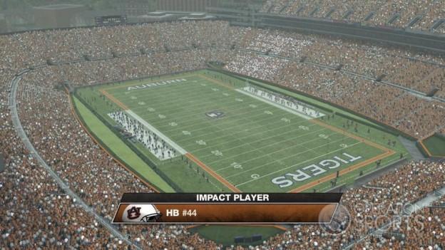 NCAA Football 09 Screenshot #608 for Xbox 360