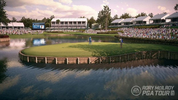 Rory McIlroy PGA TOUR Screenshot #60 for PS4