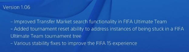FIFA 15 Screenshot #129 for PS4