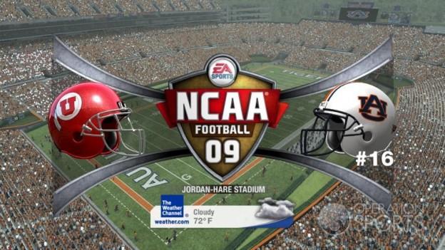NCAA Football 09 Screenshot #610 for Xbox 360