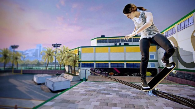 Tony Hawk's Pro Skater 5 Screenshot #3 for PS4