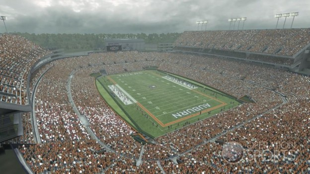 NCAA Football 09 Screenshot #611 for Xbox 360