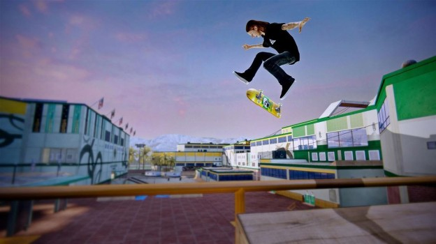 Tony Hawk's Pro Skater 5 Screenshot #4 for PS4