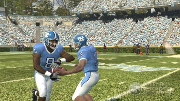 NCAA Football 09 Screenshot #612 for Xbox 360