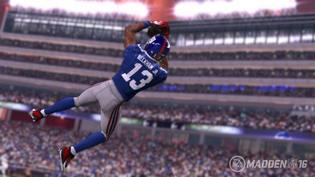 Madden NFL 16 Screenshot #1 for PS4