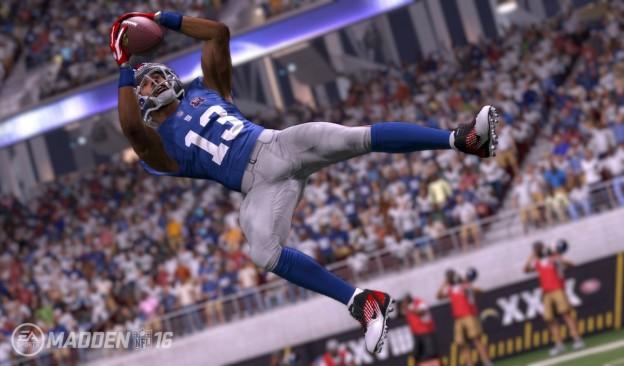 Madden NFL 16 Screenshot #2 for PS4