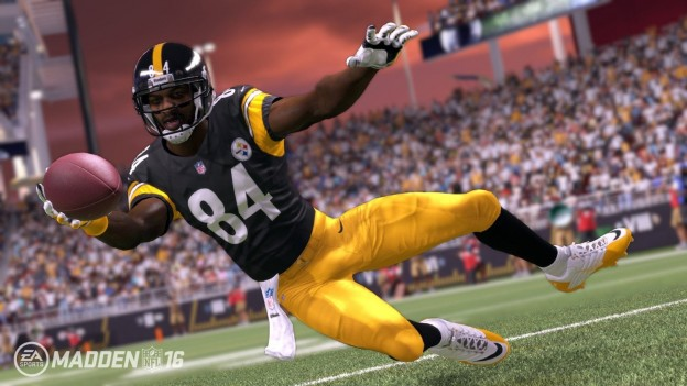 Madden NFL 16 Screenshot #4 for PS4