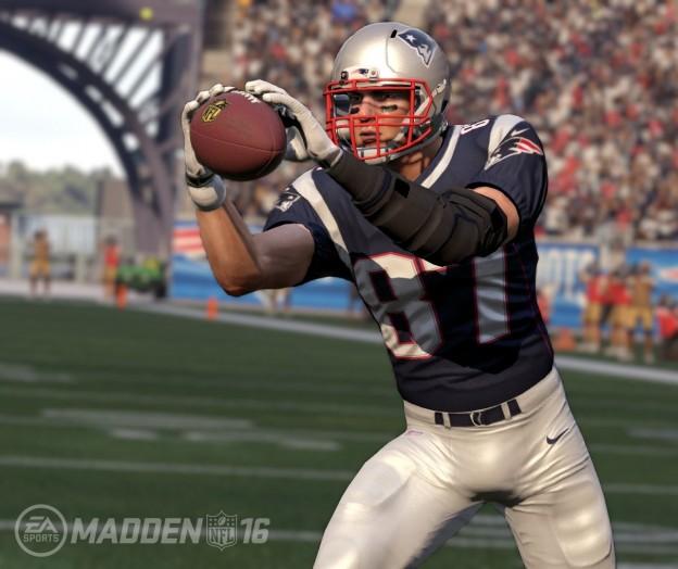Madden NFL 16 Screenshot #5 for PS4