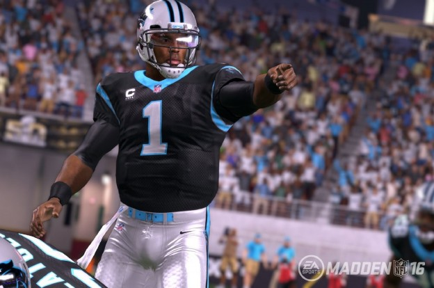 Madden NFL 16 Screenshot #9 for PS4