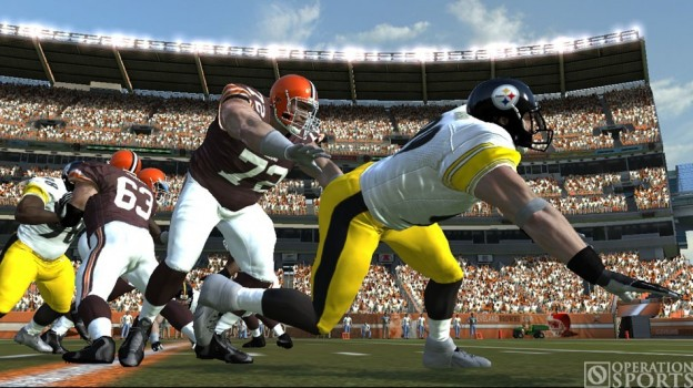 Madden NFL 08 Screenshot #6 for Xbox 360
