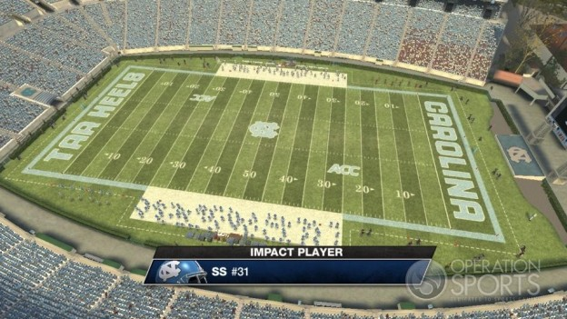 NCAA Football 09 Screenshot #615 for Xbox 360