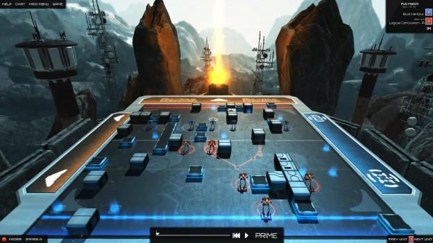 Frozen Cortex Screenshot #6 for PC