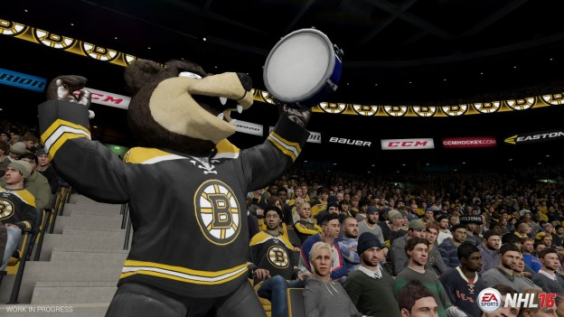 NHL 16 Screenshot #1 for PS4
