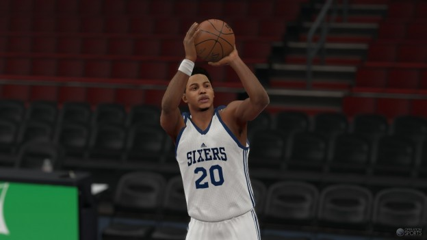 NBA 2K15 Screenshot #285 for PS4