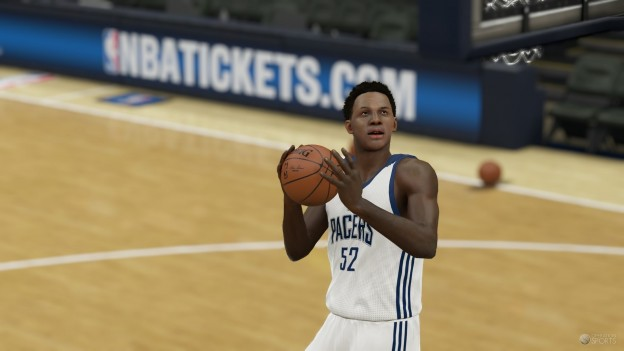 NBA 2K15 Screenshot #294 for PS4