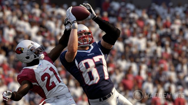 Madden NFL 16 Screenshot #12 for PS4