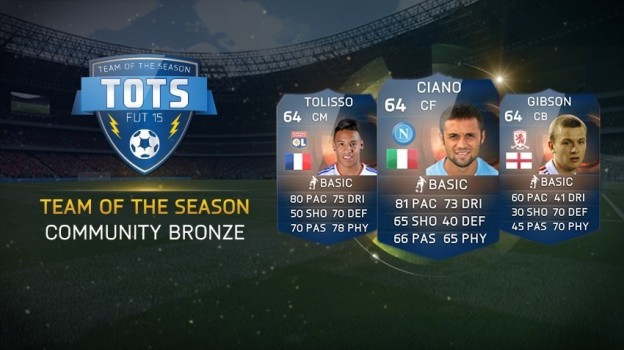 FIFA 15 Screenshot #130 for PS4