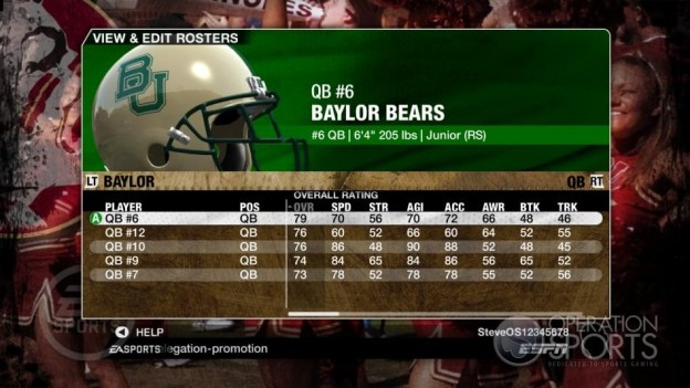 NCAA Football 09 Screenshot #623 for Xbox 360