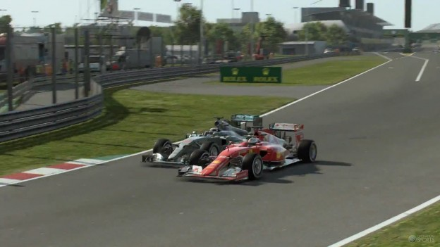 F1 2015 Screenshot #8 for PS4