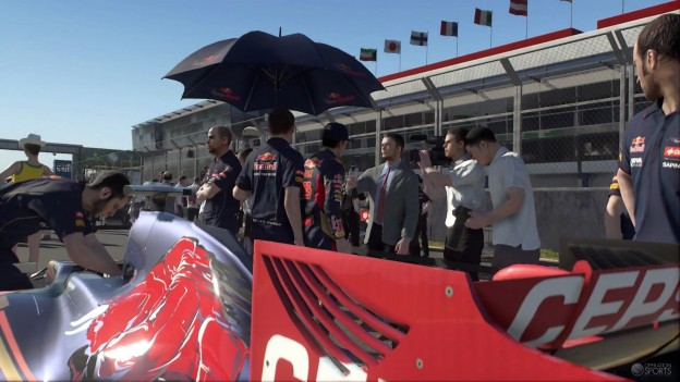F1 2015 Screenshot #11 for PS4