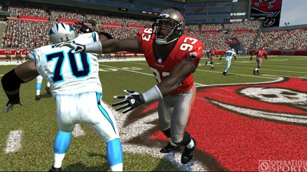 Madden NFL 08 Screenshot #7 for Xbox 360