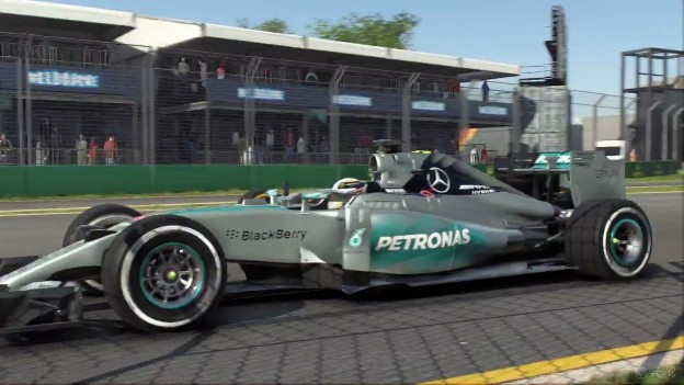 F1 2015 Screenshot #21 for PS4