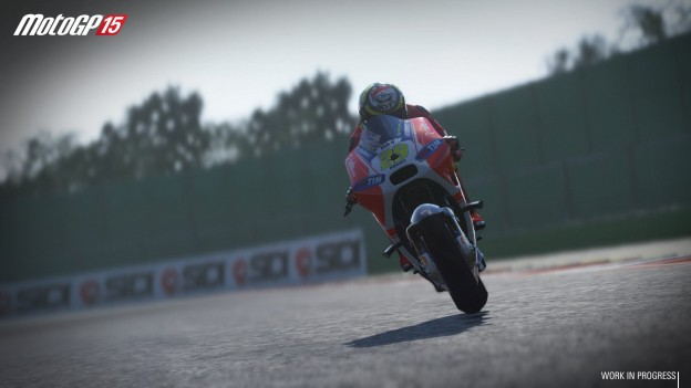 MotoGP 15 Screenshot #2 for PS4