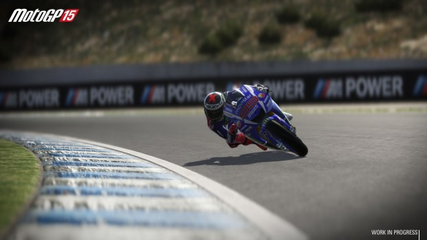 MotoGP 15 Screenshot #3 for PS4