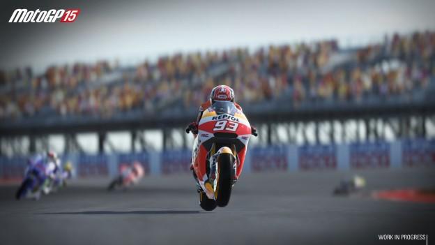 MotoGP 15 Screenshot #8 for PS4
