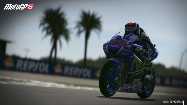 MotoGP 15 Screenshot #1 for Xbox One