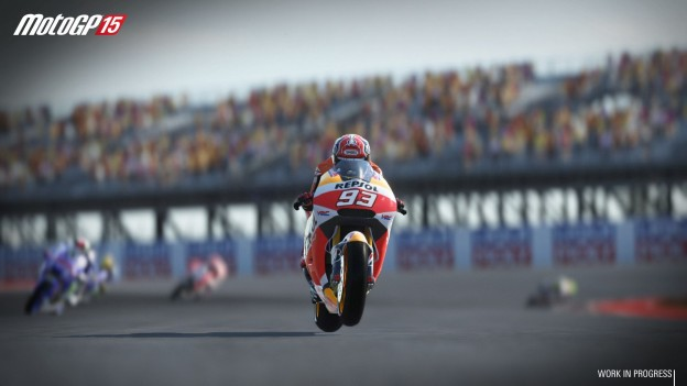MotoGP 15 Screenshot #6 for Xbox One
