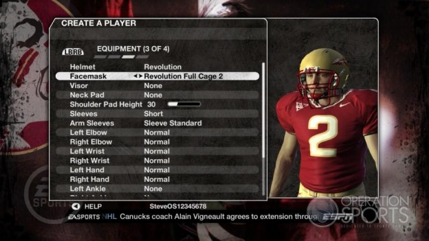 NCAA Football 09 Screenshot #630 for Xbox 360