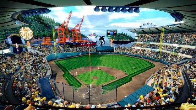 Super Mega Baseball: Extra Innings Screenshot #4 for Xbox One