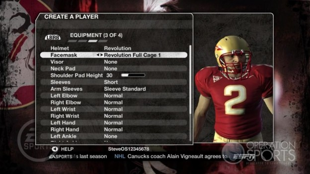 NCAA Football 09 Screenshot #631 for Xbox 360