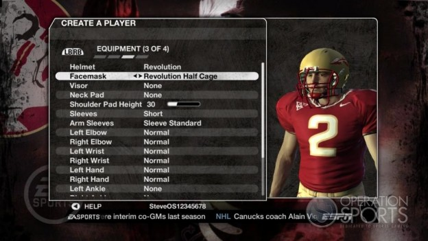 NCAA Football 09 Screenshot #632 for Xbox 360