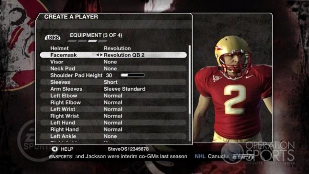 NCAA Football 09 Screenshot #633 for Xbox 360