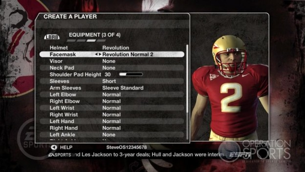 NCAA Football 09 Screenshot #635 for Xbox 360