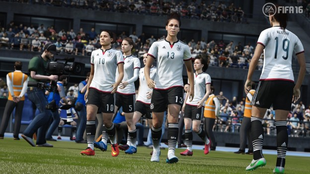 FIFA 16 Screenshot #6 for Xbox One