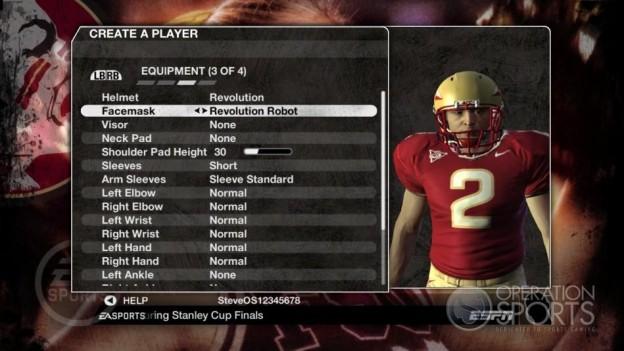 NCAA Football 09 Screenshot #638 for Xbox 360