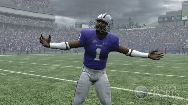 NCAA Football 09 Screenshot #639 for Xbox 360