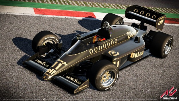 Assetto Corsa Screenshot #1 for PS4