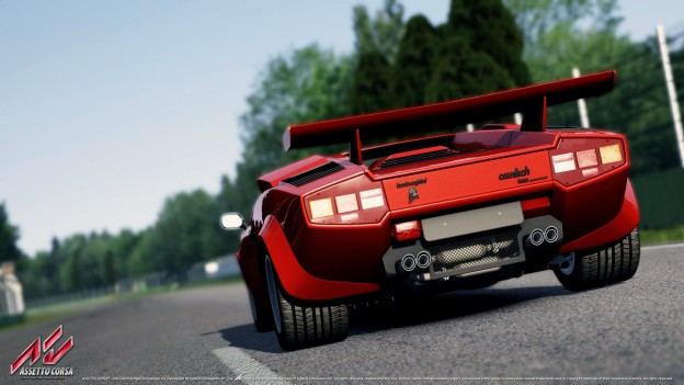 Assetto Corsa Screenshot #6 for PS4