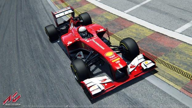 Assetto Corsa Screenshot #9 for PS4