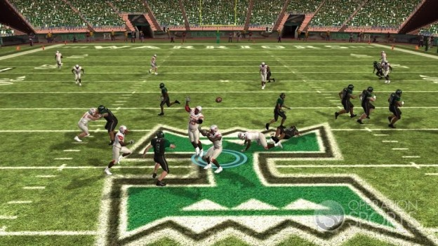 NCAA Football 09 Screenshot #641 for Xbox 360