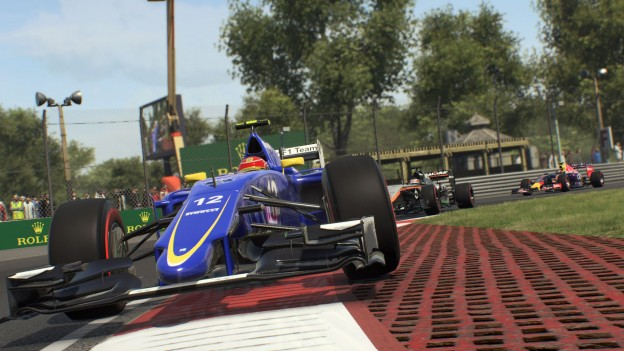F1 2015 Screenshot #26 for PS4