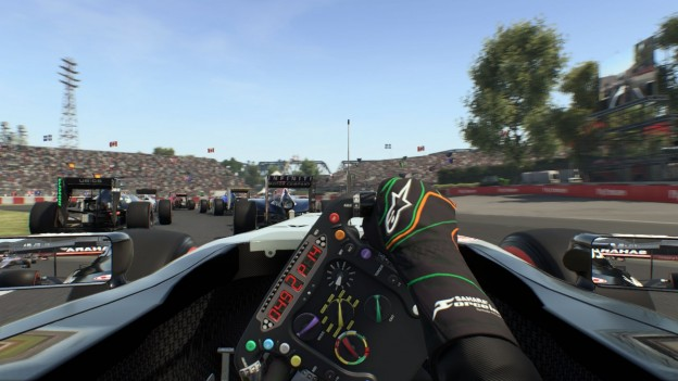 F1 2015 Screenshot #27 for PS4