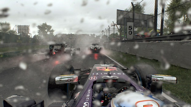 F1 2015 Screenshot #29 for PS4
