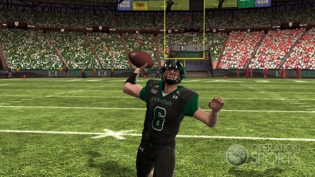 NCAA Football 09 Screenshot #642 for Xbox 360