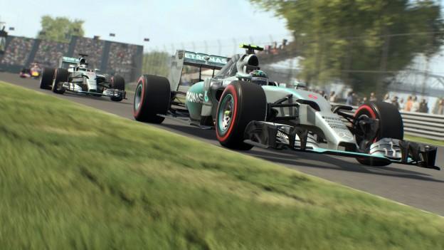 F1 2015 Screenshot #17 for Xbox One